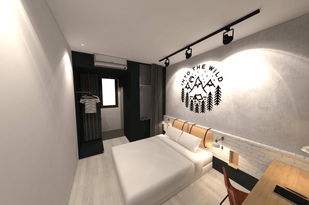 Ensuite Room Type A_1 - Premier